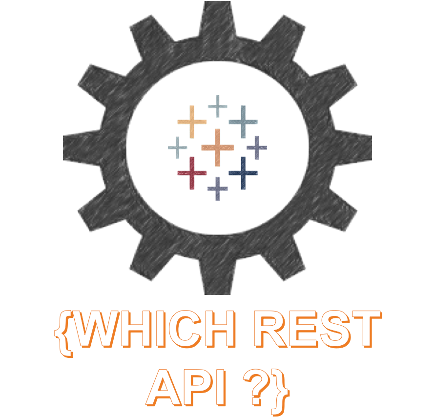 How to Detect your Tableau Server's REST API Version